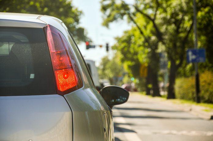 Blinken im Straßenverkehr